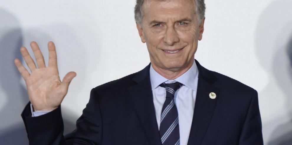 Macri busca integrar el Mercosur con el resto del mundo