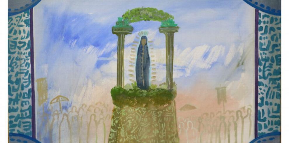 Las milagrosas vírgenes y el pintor de un pueblo