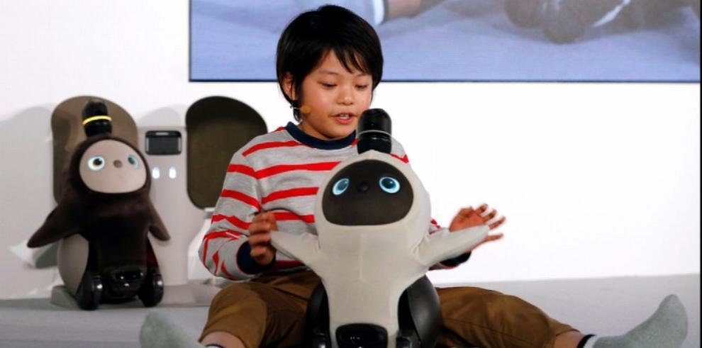 Lovot, el robot que da afecto y ayuda a vence la soledad