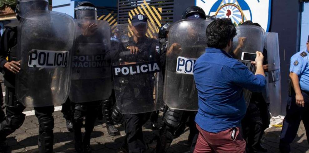 Exgobernantes urgen a impedir crímenes de lesa humanidad en Nicaragua