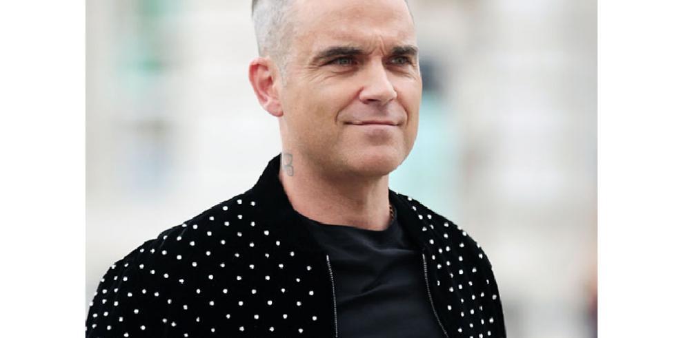 Robbie Williams sale victorioso de su última batalla legal contra Jimmy Page