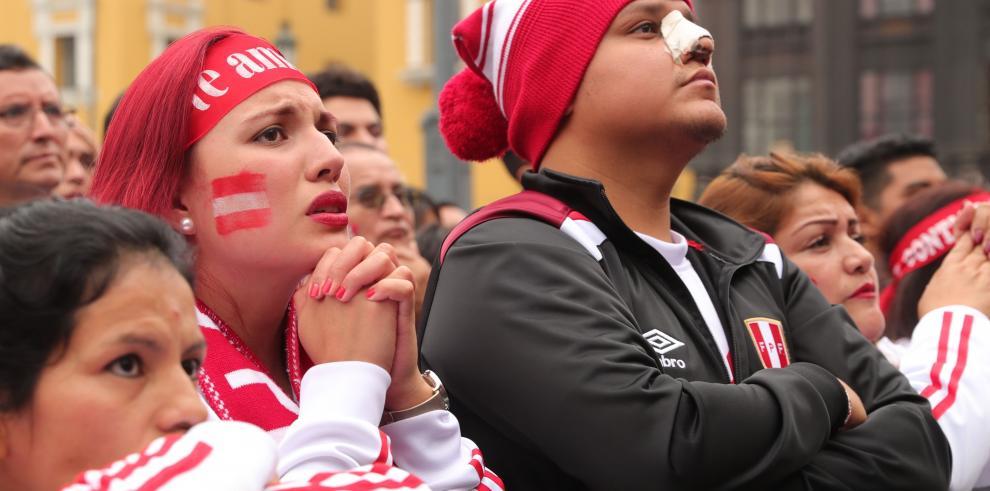 Los rostros de la jornada de hoy en el Mundial