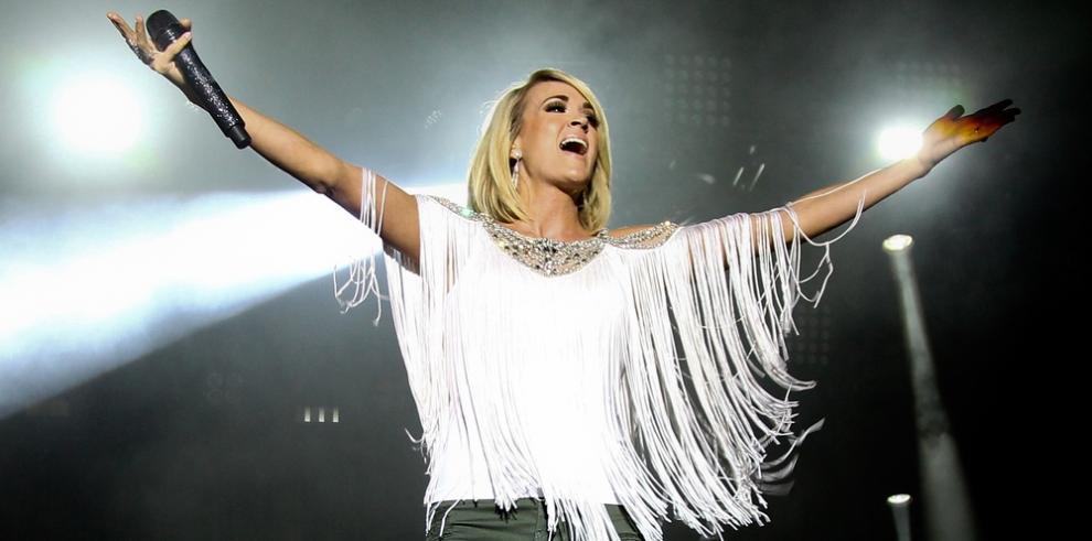Los cambios físicos de Carrie Underwood que solo ella aprecia
