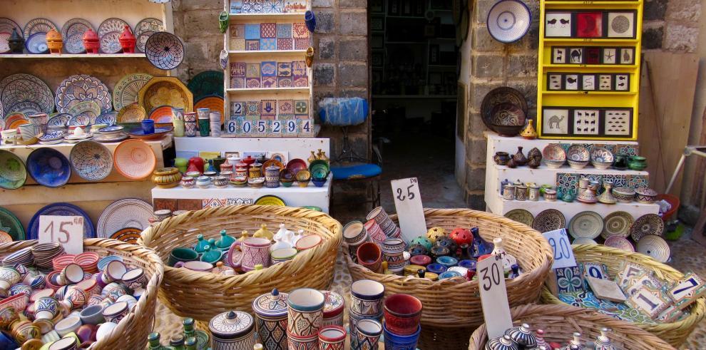 Essaouira, el paraíso de las gaviotas en Marruecos