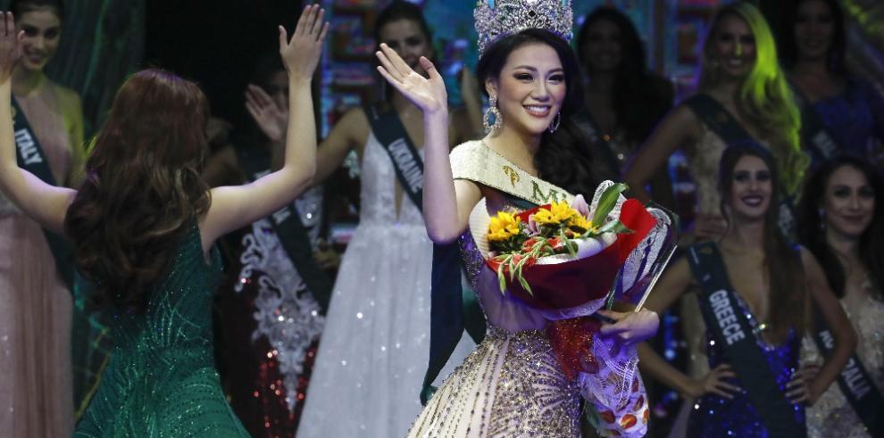 Señorita Vietnam fue coronada Miss Tierra 2018