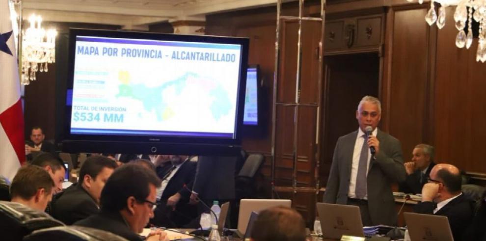 Gabinete posterga tema de los directivos del Canal de Panamá