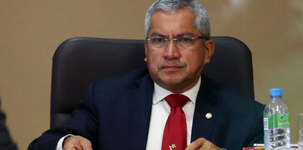 Magistrado Zamorano rinde informe de gestión