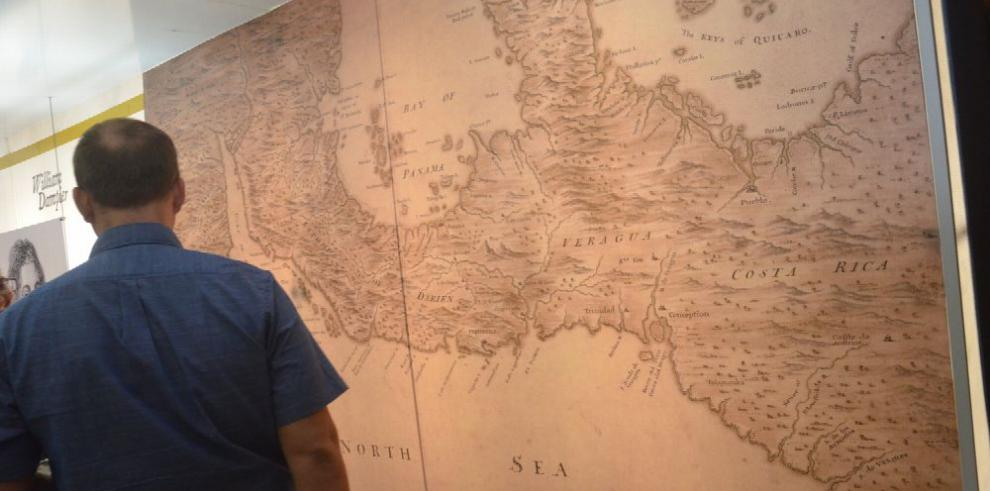 Cartografía colonial de Panamá