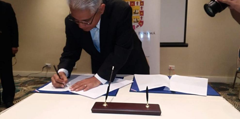 Comuna Capitalina firmó el Pacto Local Territorial del distrito de Panamá