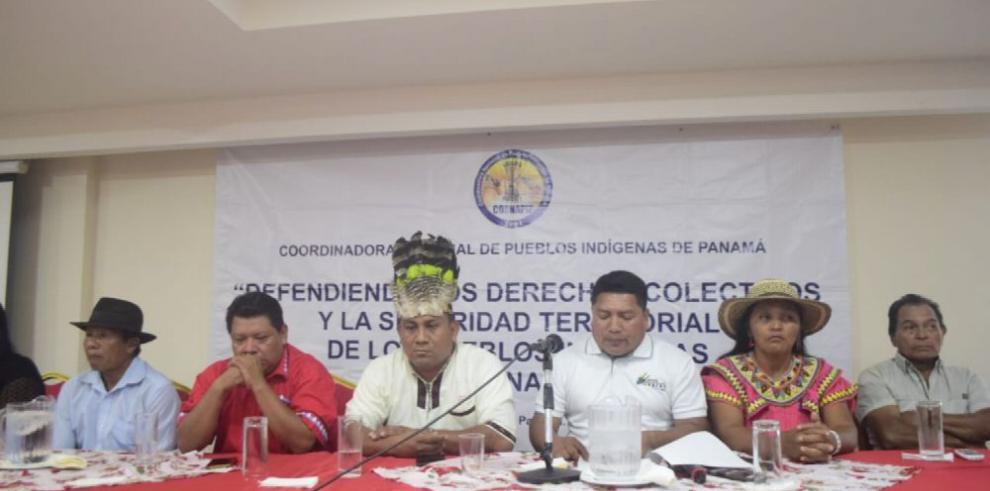Indígenas piden a Varela sanción de comarca Naso
