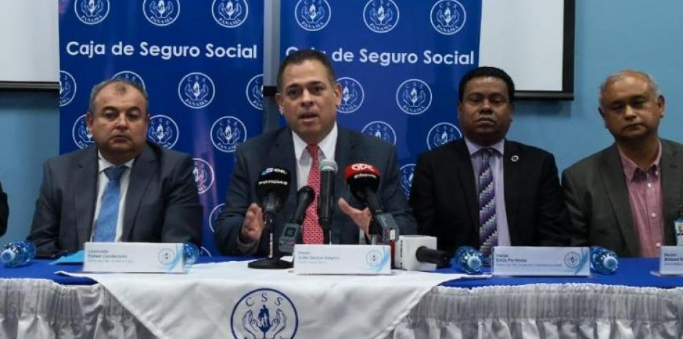 JulioGarcía Valarini es designado director de la CSS