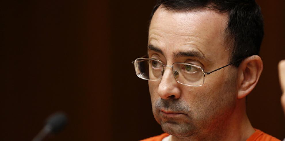 Federación de Gimnasia EEUU se declara en bancarrota en medio de caso Nassar