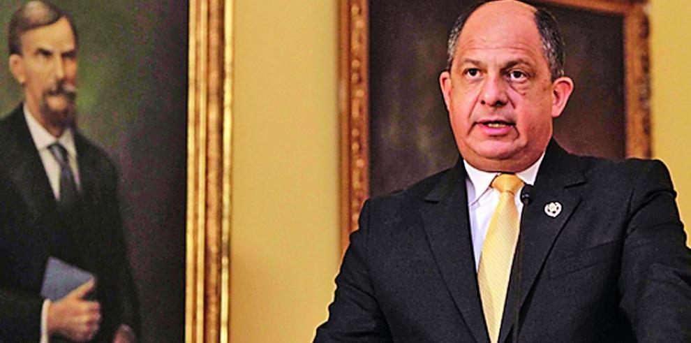 Presidente de Costa Ricaserá el orador de fondo de la feria Expocomer