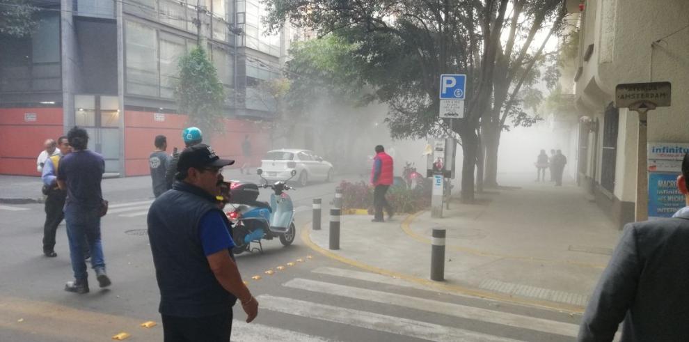 Gobierno mexicano instala Comité Nacional de Emergencias tras sismo