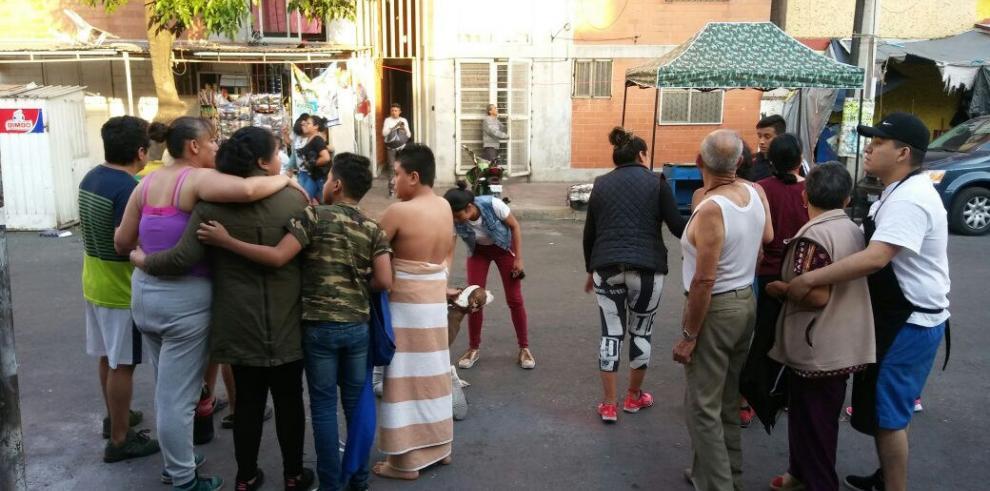 Sismo de7,5 enOaxaca, México