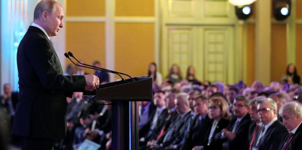 Rusia acusa a EE.UU. de intervenir en sus elecciones