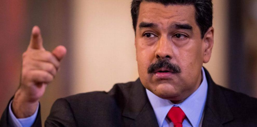 Maduro pide una cumbre de Unasur