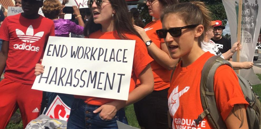 Empleadas de McDonald's marchan por acoso sexual en Chicago y otras ciudades