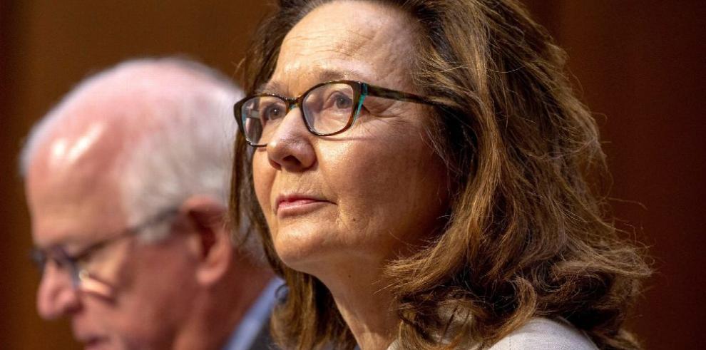 Haspel, a un paso de dirigir la CIA pese a pasado de torturas