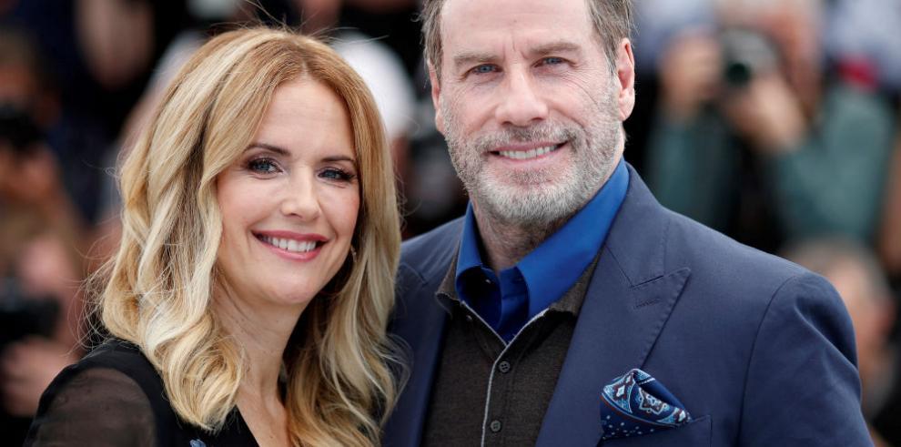 Travolta regala consejos en Cannes