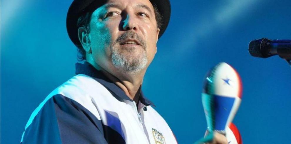Rubén Blades lamenta que robo a su equipo pueda dañar la imagen de México