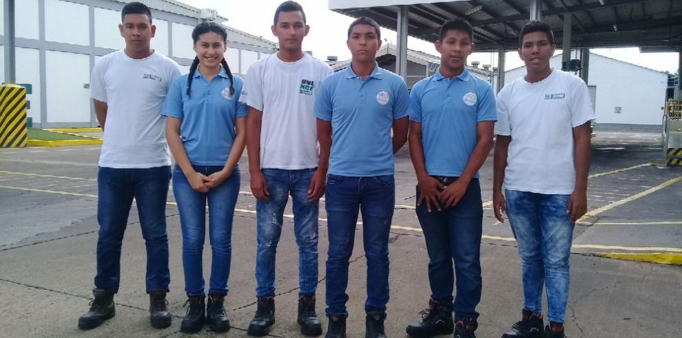 Nestlé capacita a jóvenes de carreras técnicas