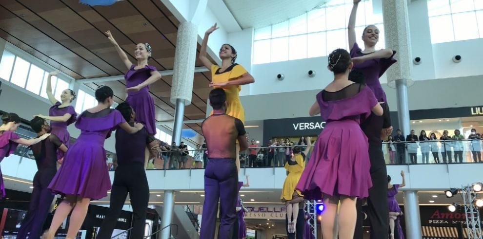 Multiplaza presenta al Ballet Nacional