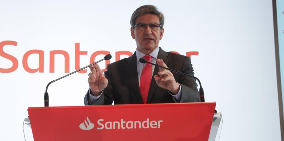 Banco Santander ganó 1,099 millones en Latinoamérica hasta marzo