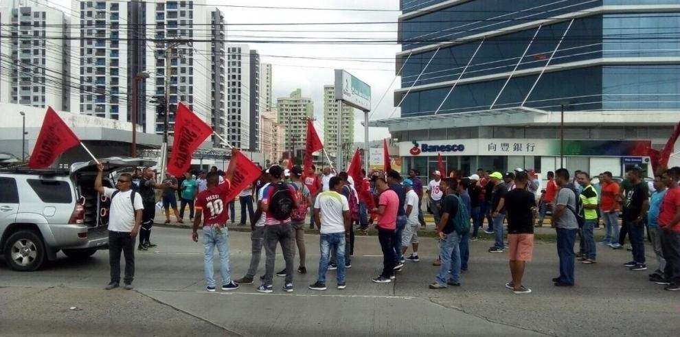 Negociación Capac y Suntrac: entre contrapropuestas y protestas