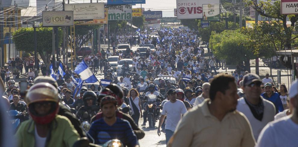 La ONU denuncia asesinatos no justificados durante las protestas en Nicaragua