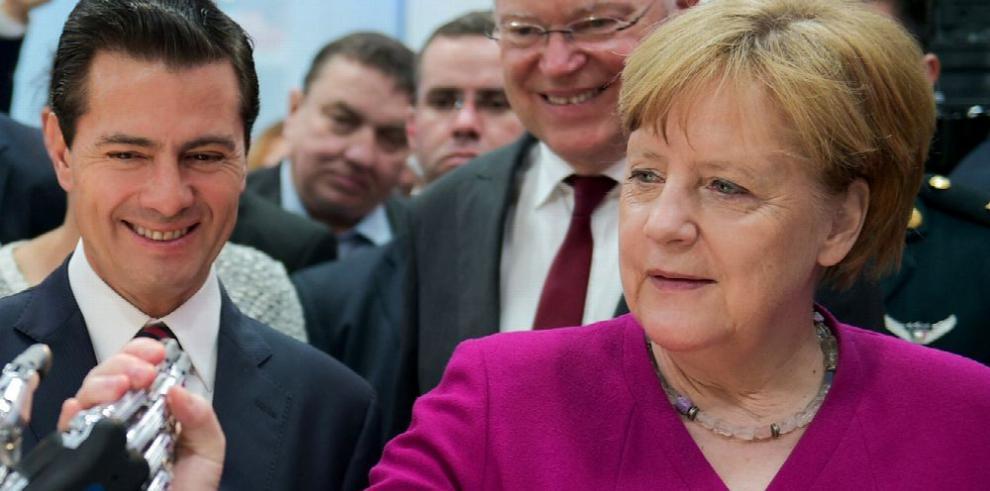 México y Alemania destacan alza del comercio bilateral