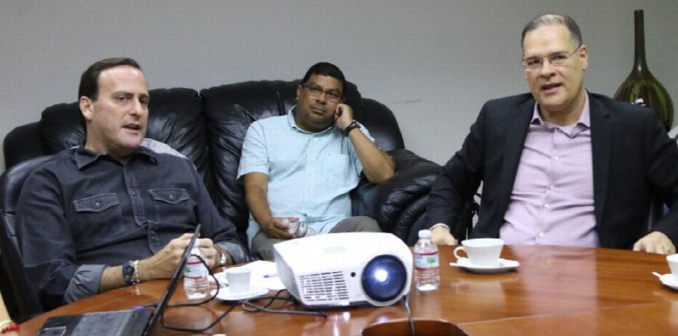 El PRD se reúne con directivos de 'Nex TV'