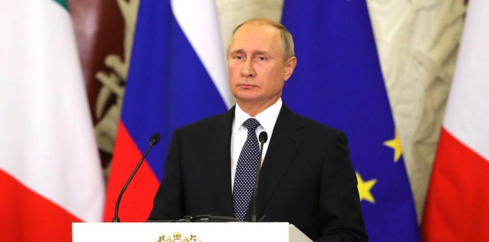 Putin y Trump no se reunirán en París por cuestiones de agenda