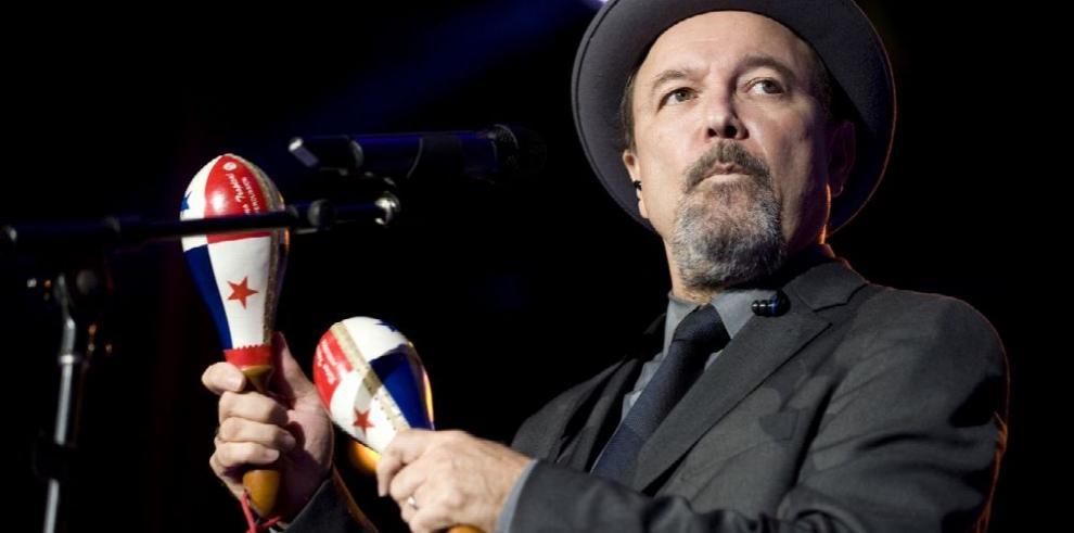 Iván Barrios canta de Rubén para su gente