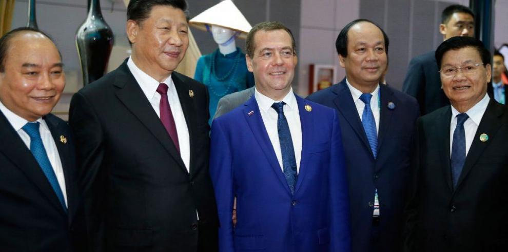 Gobierno chino pide luchar contra políticas proteccionistas