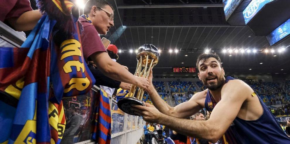 El Barcelona rompe racha del Madrid y se corona