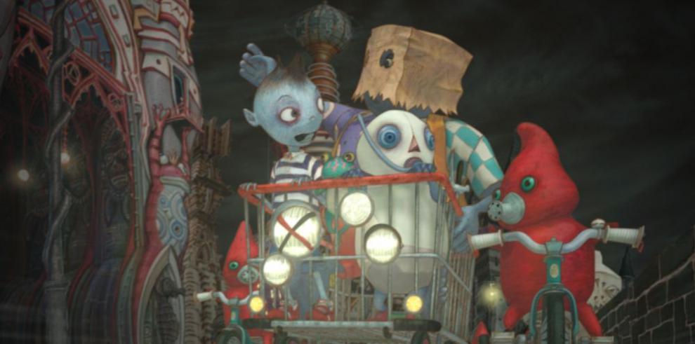 Cine de animación japonés en la UP