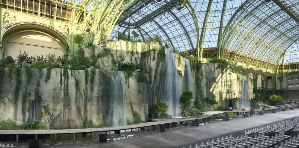 Chanel ayuda a renovar el Gran Palais