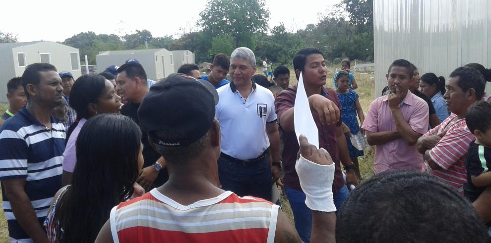 Reiniciarán construcción del proyecto Nuevo Renacimiento en Panamá Este