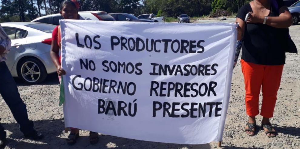 Productores de Barú denuncian a juez por 'extralimitarse'