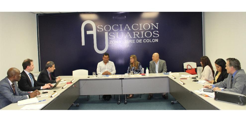 FMI y empresarios de la Zona Libre de Colón intercambian propuestas