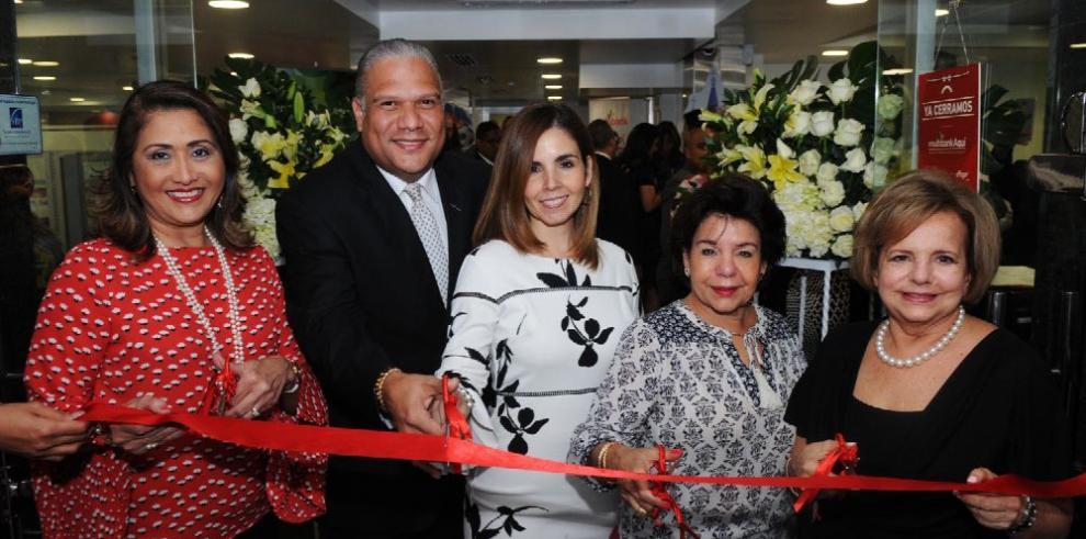 Multibank abre una sucursal en Calle 50