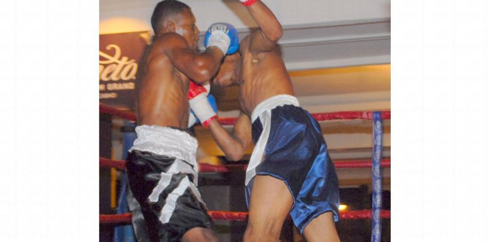 Definidos pleitos de la cartilla de boxeo 'Midiendo Fuerzas'