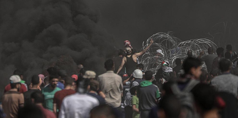 Palestinos en Gaza volarán 5.000 cometas y globos incendiarios hacia Israel