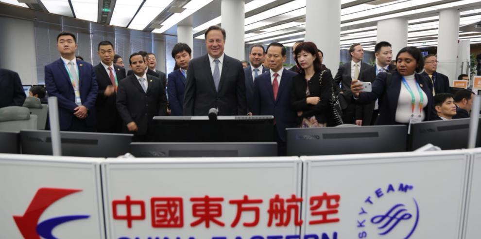 'Turismo, comercio y conectividad aérea' fueron los pilares de Varela en China