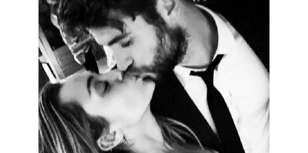 Miley Cyrus confirma su boda con Liam Hemsworth a través de Instagram