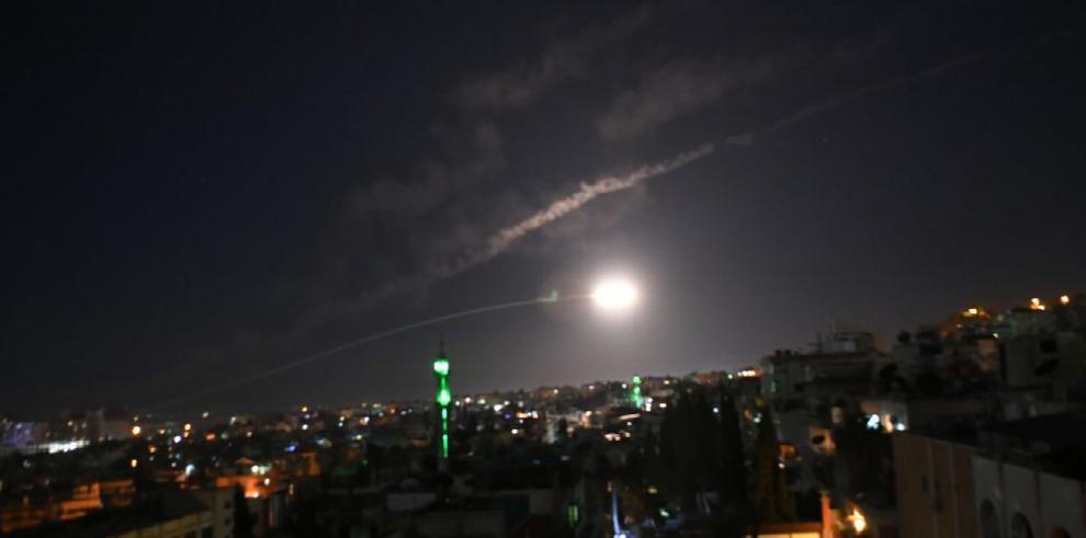 Moscú critica ataque israelí sobre Siria
