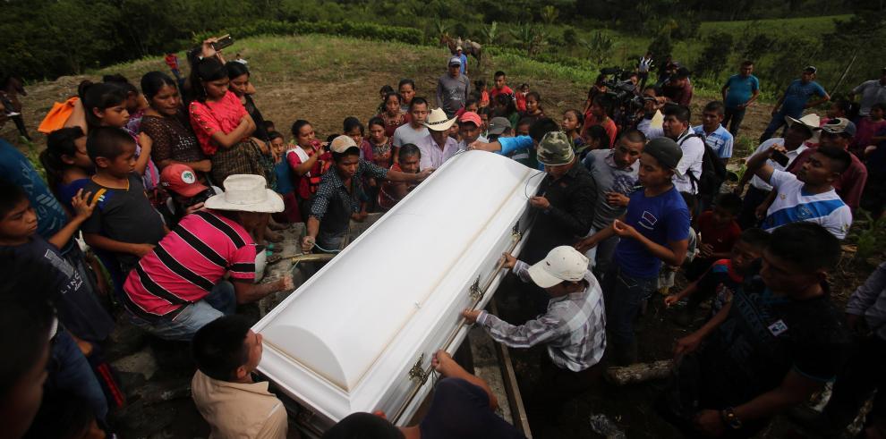 Niños pobres migran de Guatemala evadiendo muerte y fallecen en tierra ajena