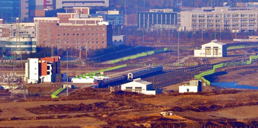 Las Coreas reviven su nexo ferroviario