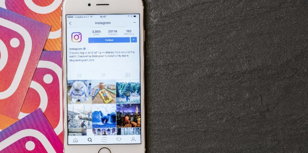 Instagram sorprende a sus usuarios con un nuevo 'scroll'